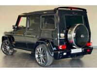 2012 MERCEDES G-CLASS G350 BLUETEC BRABUS Auto Estate Diesel Automatic