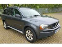 2006 Volvo XC90 2.4 D5 Turbo Diesel 185 BHP Geartronic 6 Speed Auto AWD 4