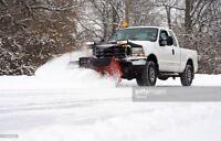 FULL SEASON SNOW CLEARING starting at  $350 WOW