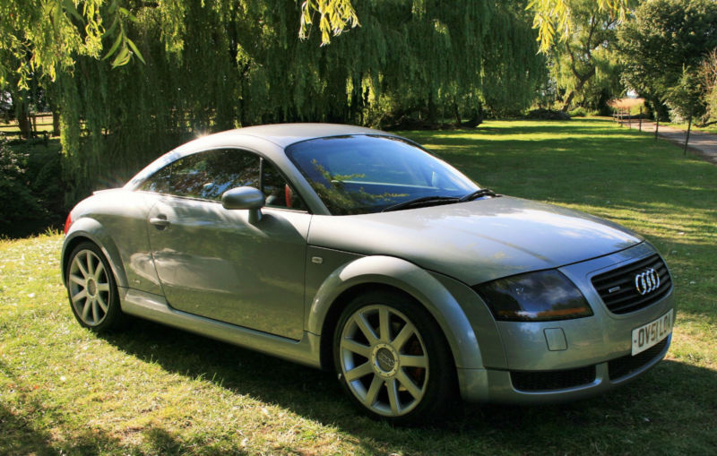 2002 audi tt 1 8t 225 quattro 2dr manual coupe warrantied mileage fsh in chelmsford essex. Black Bedroom Furniture Sets. Home Design Ideas