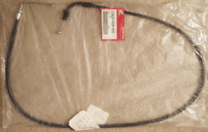 Honda Motorcycle Throttle Cable 1981-83 CB750/900/1000