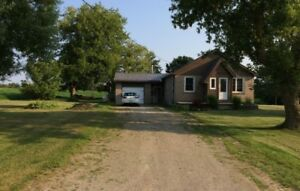 One Acrea lot with beautiful home in Drumbo location