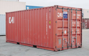 Steel Shipping Containers for Rent or Purchase!