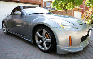 "2004 Nissan 350Z Touring Roadster ""Totally S-Tuned Out"" 6SPD M/T"