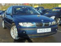 2003 BMW 3 SERIES 320i SE Auto