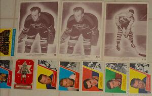 Older Hockey Cards