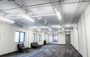 Multi-use Events Space for Hourly/Daily Rent
