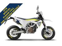 2018 HUSQVARNA 701 SUPERMOTO ***THE ALL NEW AND FORMIDABLE 701SUPERMOTO***