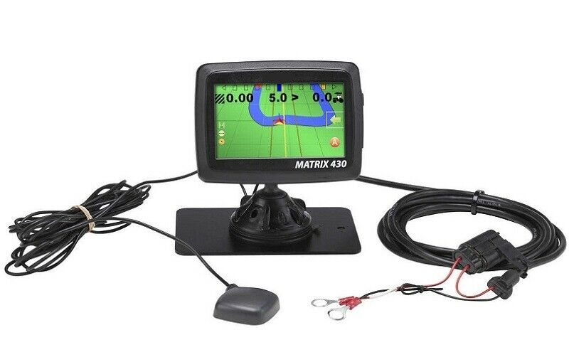Teejet 430 Matrix Kit w/ Patch Antenna & Power Battery Cable USA Made