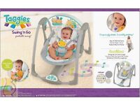 Taggie Baby Swing