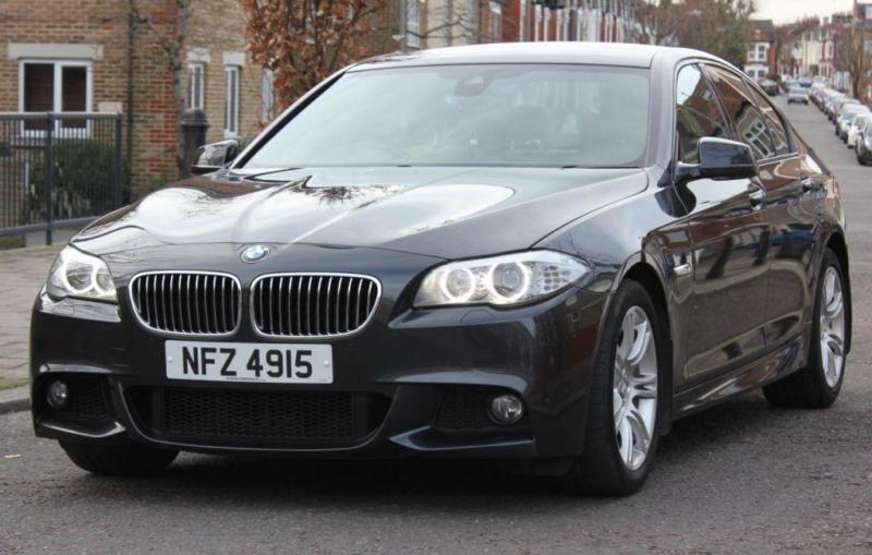 BMW SERIES D M SPORT D AUTOMATIC BHP DIESEL - 2013 bmw 550i m sport