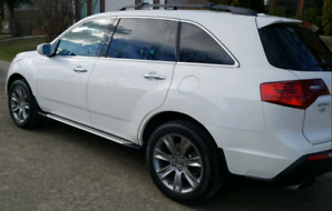 2010 Acura mdx elite sh fully loaded mint condition