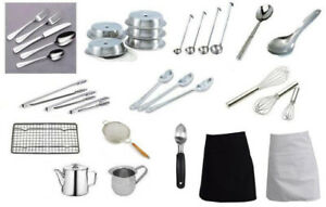 RESTAURANT / CATERING ITEMS - Silverware, Kitchen Wares, more