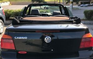 2001 Volkswagen Cabrio Just in Time for Summer - $4200
