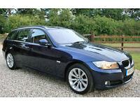 2012 BMW 320D SE 2.0l 5 DOOR TOURING ESTATE WARRANTIED LOW MILEAGE FSH