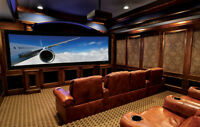 Home Theater Installation, Repair, and Consultation