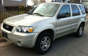 2005 Ford Escape Limited SUV