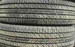 $500 TOTAL PRICE Bfgoodrich T/A 235/75/17-99% TREAD(4 TIRES)