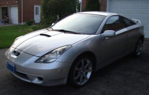2001 Toyota Celica - 5 Speed