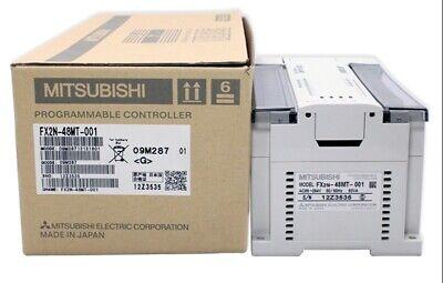 1pcs Mitsubishi Plc Fx2n-48mt-001 Brand New In Box