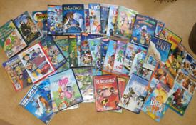Massive bundle kids dvds