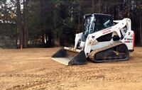 Landscaping, bobcat services, excavating in the okanagan area