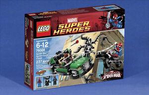 LEGO Super Heroes Marvel neufs à vendre, de 29$ à 55$