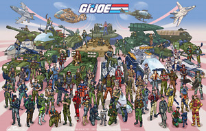 GI Joe Figures 1993-2002