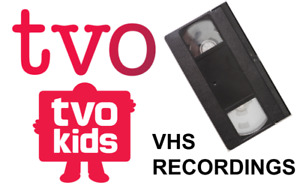Looking For VHS Recordings from TVO or TVO KIDS