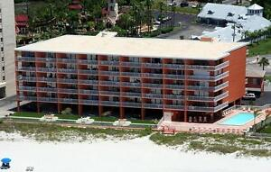 Beautiful Condo On The Gulf Of Mexico  Direct Ocean/Beachfront