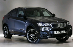 2016 BMW X4 XDRIVE M PACKAGE 35i 46500 km