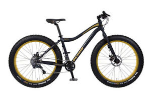 "Fat Bike - KHS ATB 500 - 15"" - 2016 NEUF"