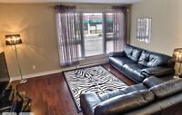 Condo 1 bedroom to rent fully furnished in NDG Côte Saint-Luc