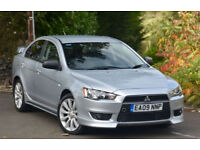 Mitsubishi Lancer 2.0DI-D GS4 2009 Saloon VERY RARE!
