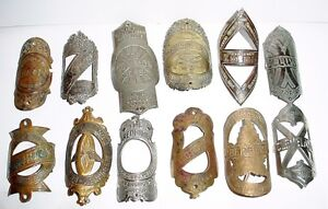 Wanted old bicycle head badges