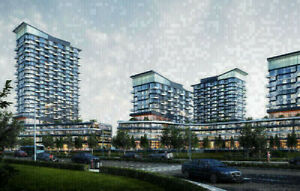 Stunning 2bed pre construction condo in Oakville