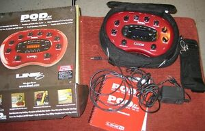 Line 6 POD XT Amp With Effects for Guitar