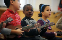 UKULELE GROUP CLASS FOR KIDS