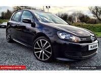 "NEW 18"" Charlston style Alloys & tyres for VW Golf MK5 MK6 MK7 Jetta Caddy Seat Leon Audi A3 etc**"