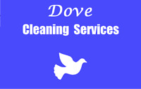 Dove Cleaning Services looking for cleaning contracts.
