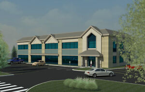 New Construction - South End Office / Retail Commercial Space