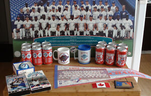 Toronto Blue Jays World Series Collectables