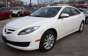 2011 Mazda 6***AUTO***4-cyl***SUNROOF***great deal