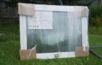 2 x NEW Basement Egress Windows with Screens