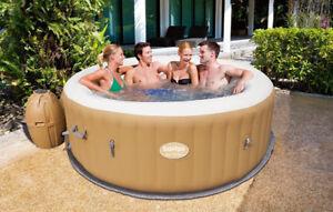 Moving Sale 6 Person Hot Tub (Amazon Value $600)