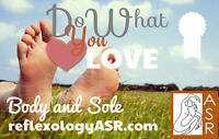 Do What You Love - Launch a new career as a Reflexologist!
