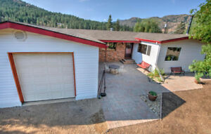 Oliver BC - Flat and Fertile 2.1 acres for sale with House
