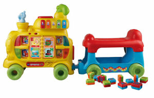 Jouet: Vtech sit-to-stand alphabet train