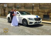 Chauffeur Car Hire £99 WEDDINGS, Airports/Evenings - Midlands