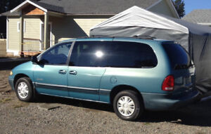 1999 Plymouth Grand Voyager (Dodge Caravan). For Sale As-Is: $30